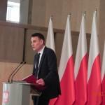 Fot. Fundacja Tarcza - konferencja w Kancelarii Prezesa Rady Ministrów- marzec 2016r.