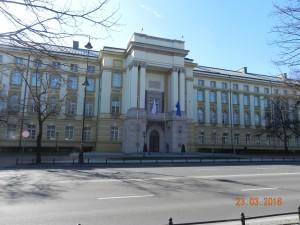 Fot. Fundacja Tarcza - konferencja wKancelarii Prezesa Rady Ministrów- marzec 2016r.