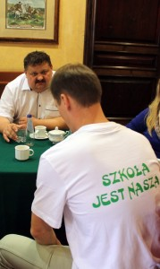 Fot. Fundacja Tarcza-konferencja Kraków