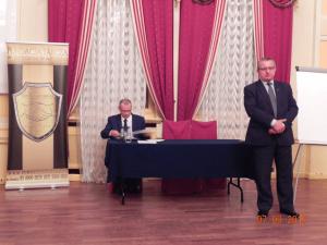 Dr hab. Andrzej Misiołek (Fot. Fundacja Tarcza)